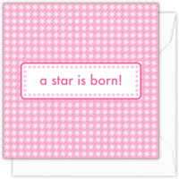 A star is born (girl)